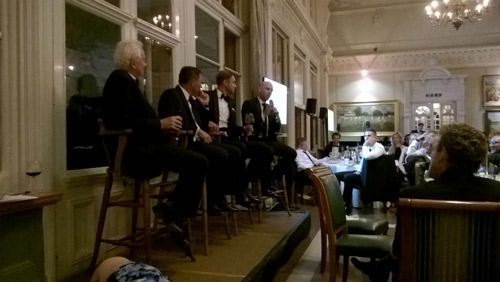 Dinner at Lord's 2016